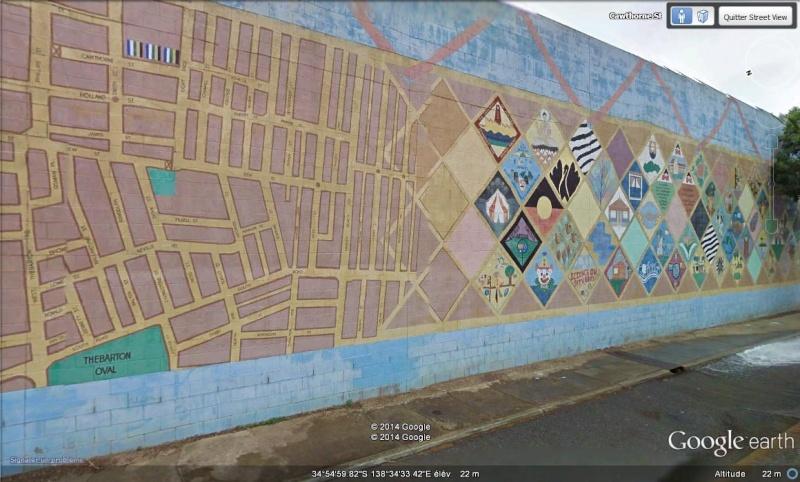 STREET VIEW : les fresques murales - MONDE (hors France) - Page 15 Ac17