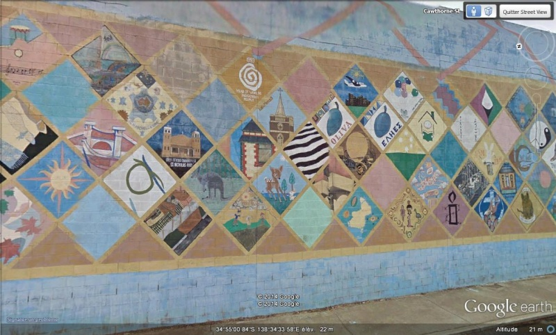 STREET VIEW : les fresques murales - MONDE (hors France) - Page 15 Ad12