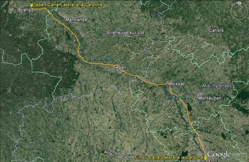 Le Canal Latéral à la Garonne - Sud-Ouest de la France Canal_11
