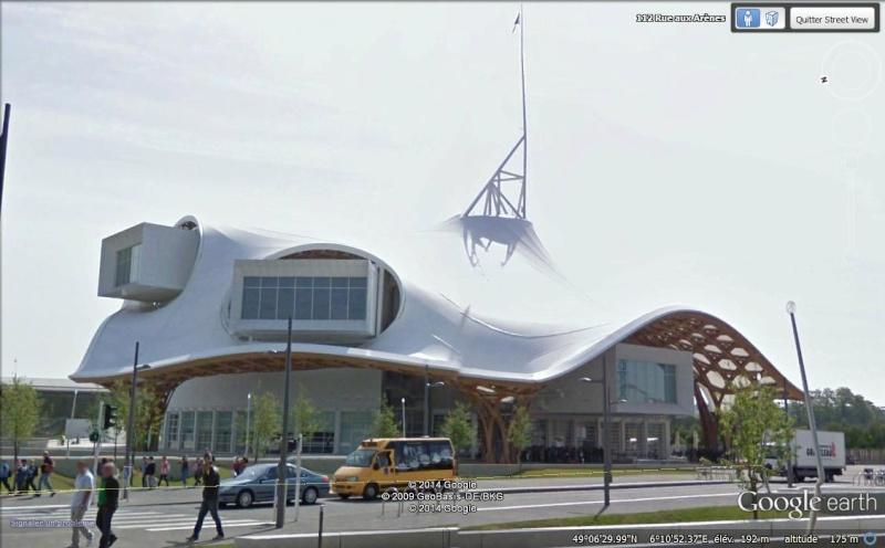 Centre Pompidou de Metz, Moselle Centre10