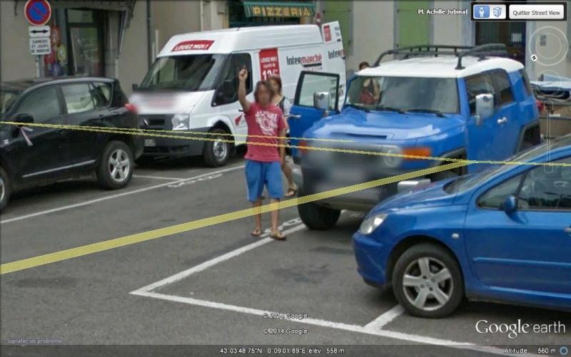 STREET VIEW : un coucou à la Google car  - Page 25 Coucou10