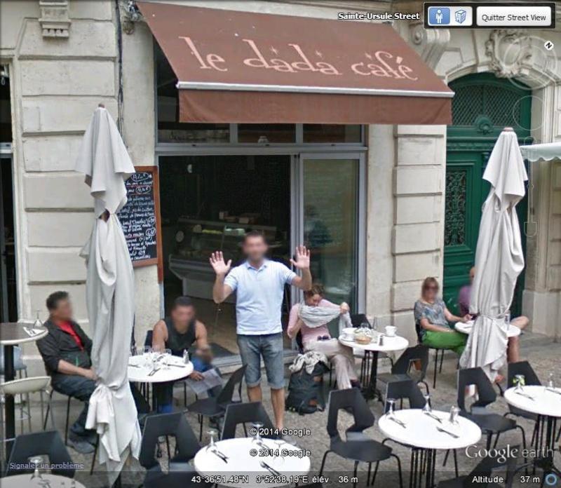 STREET VIEW : un coucou à la Google car  - Page 27 Coucou11