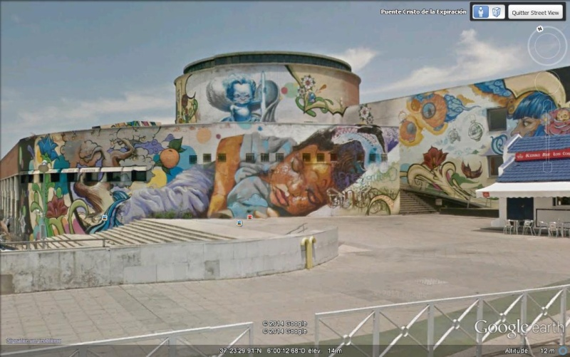 STREET VIEW : les fresques murales - MONDE (hors France) - Page 15 Dd12