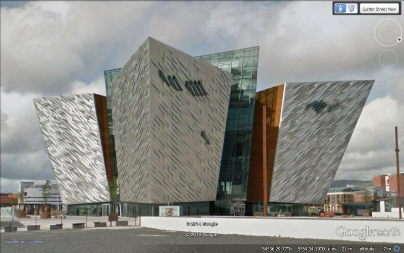 [Royaume-Uni] - Titanic Belfast Dd15