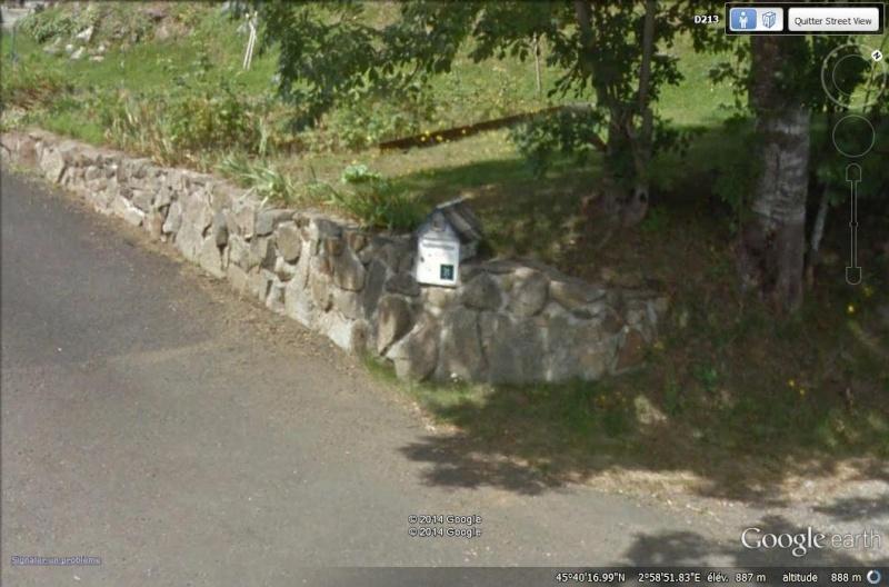 Street View : Les boites aux lettres insolites - Page 2 Dd18