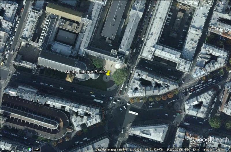 Statue de la Liberté = les répliques découvertes grâce à Google Earth - Page 5 Ff11