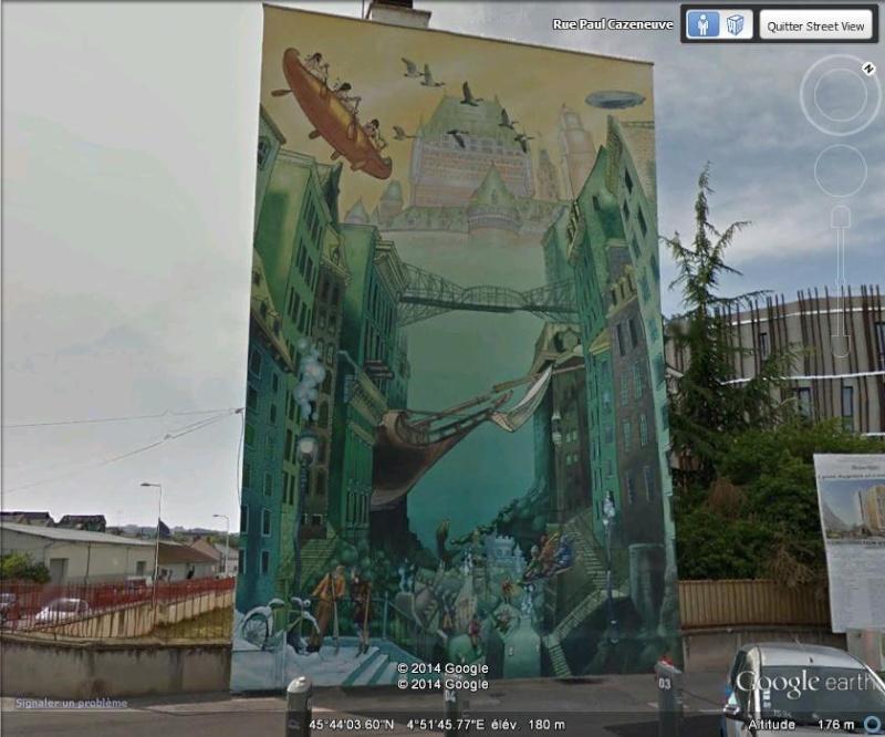 albi - STREET VIEW : les fresques murales en France - Page 17 Fresqu10