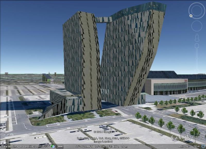 STREET VIEW : bâtiments insolites, hors normes, connus... - Page 5 Ge_bel10