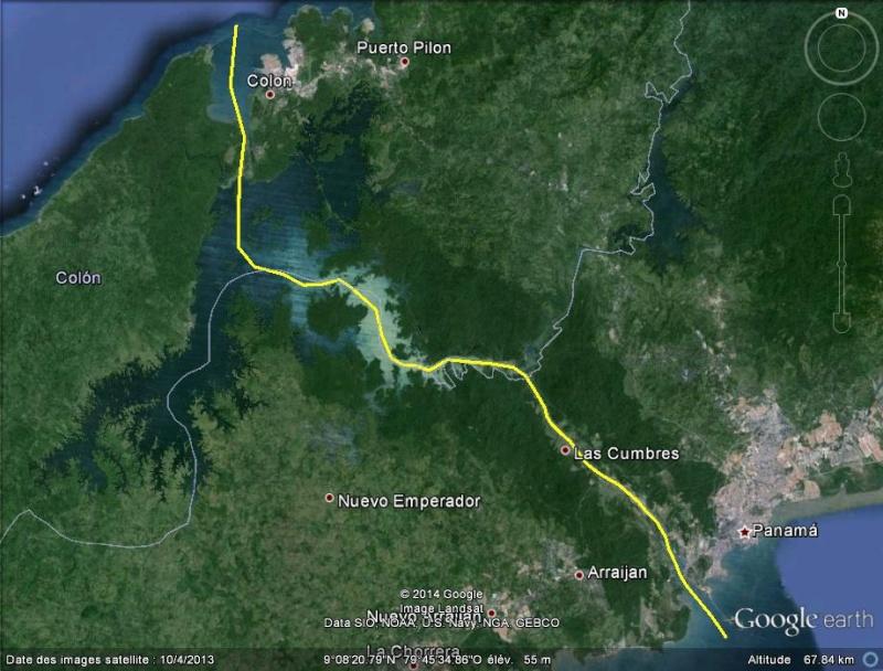 Les 100 ans du canal de Panama. Ge_can11