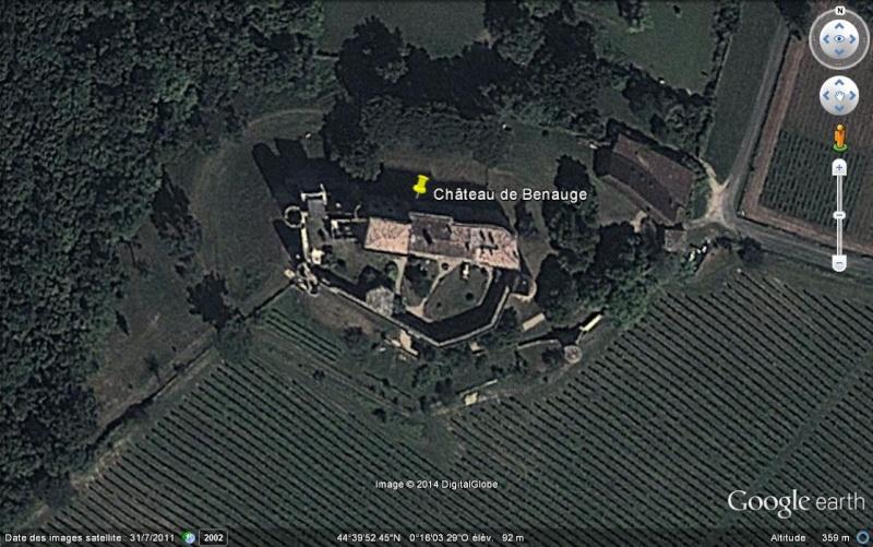 Château de Benauge - Arbis - Gironde - France [Journées du Patrimoine] Ge_chy10