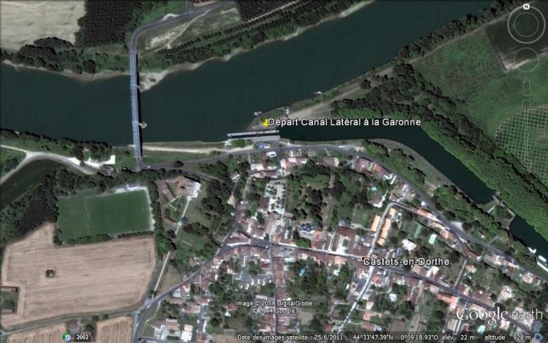 Le Canal Latéral à la Garonne - Sud-Ouest de la France Ge_dap10