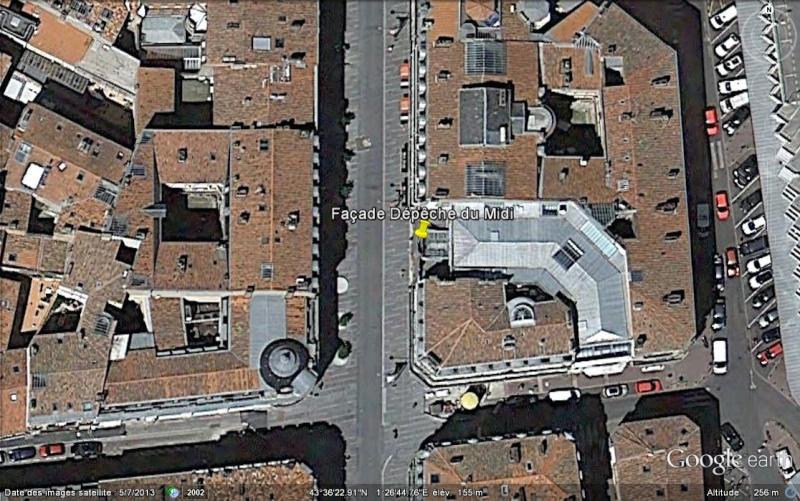 """L'immeuble """"Arts-Déco"""" de la Dépêche du Midi - Toulouse - France. Ge_fay10"""