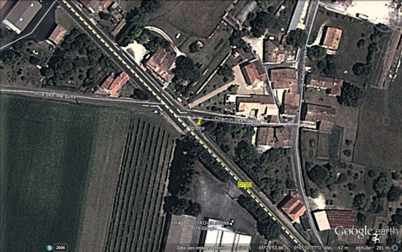 Les répliques de la grotte de Lourdes - Page 2 Ge_gro10