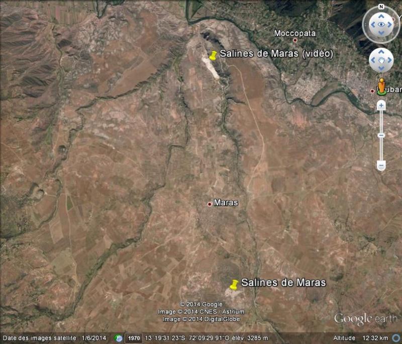 Les salines précolombiennes de Maras - Pérou Ge_sal11