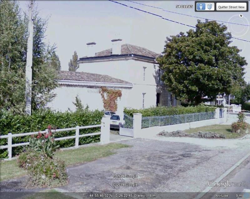 La maison natale de Max Linder - Cavernes - Saint Loubes - Gironde - France Ml10