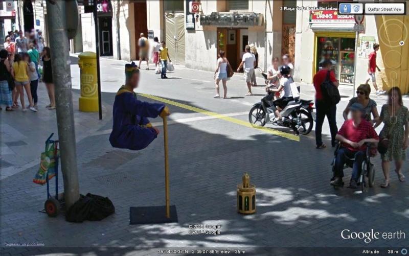 Lévitation à Palma de Majorque - Espagne. Sv_lyv10