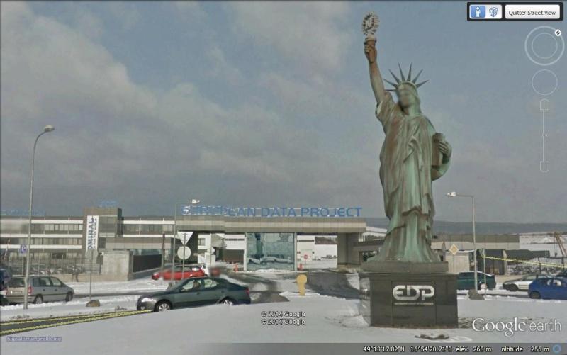 Statue de la Liberté = les répliques découvertes grâce à Google Earth - Page 5 Sv_sta11