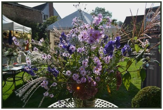 Foire aux plantes abbaye d'aywiers  3-4-5 octobre 01113