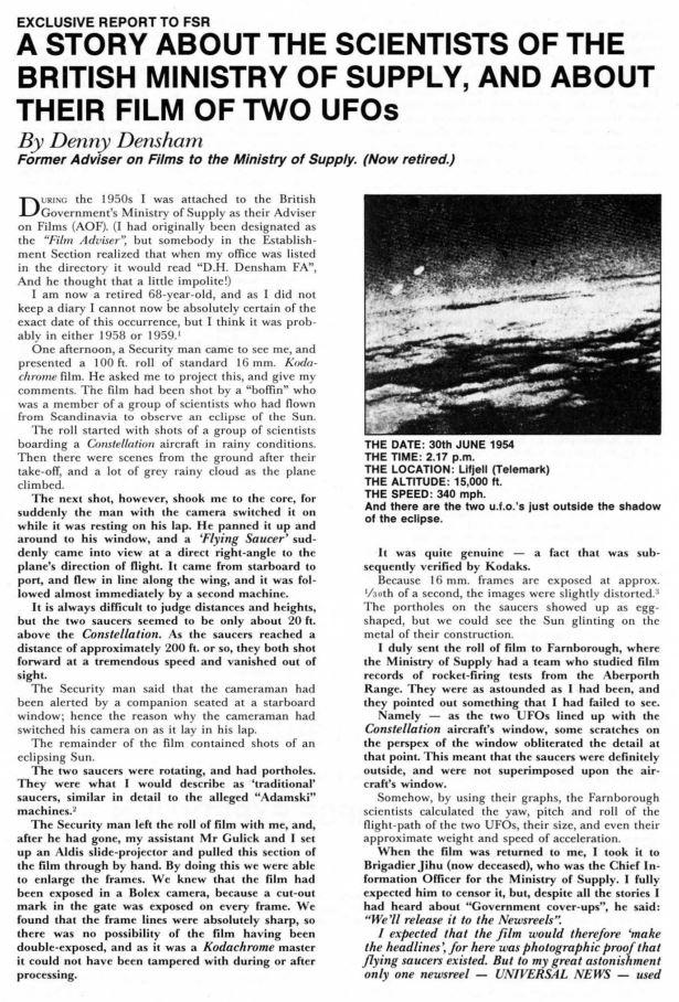 Norvège : une série d'apparitions d'ovnis enfin résolue - Page 4 Oo51c610