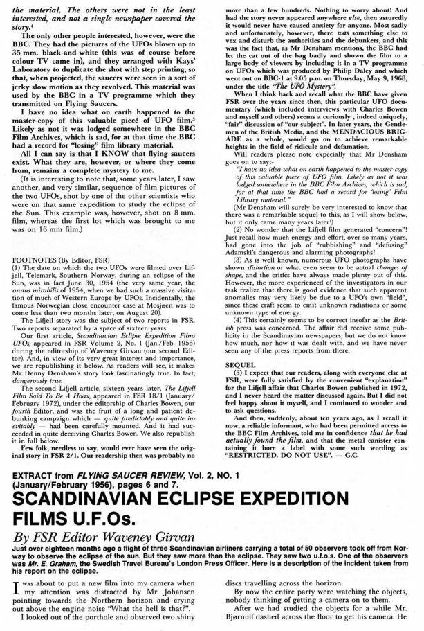 Norvège : une série d'apparitions d'ovnis enfin résolue - Page 4 Vb51c610