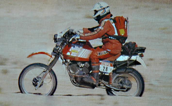 dakar du bon vieux temps - Page 4 Dakar310