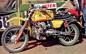 dakar du bon vieux temps - Page 4 Dakar710