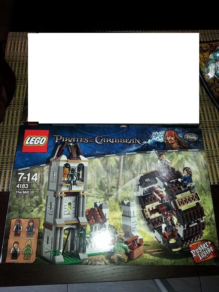 LEGO PIRATI DEI CARAIBI NUOVO..... 10408810