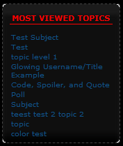 Topics tagged under left on The forum of the forums Captu249