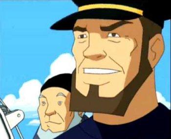 Les aventures fantastiques du commandant Cousteau Comman10