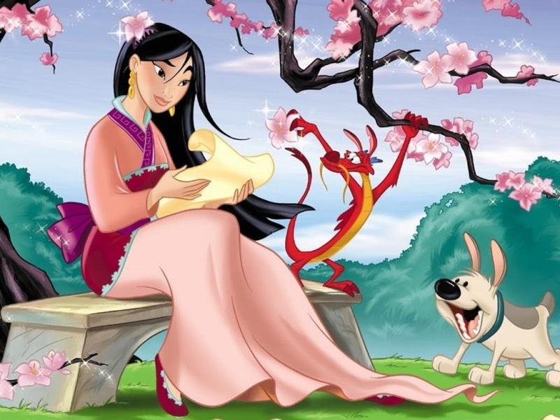 Mulan [1998] [F.Anim] Mulan-10