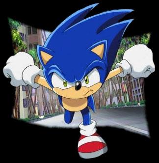 Les aventures de Sonic Sonic-10