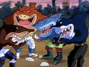 Street Sharks Ss1-0310