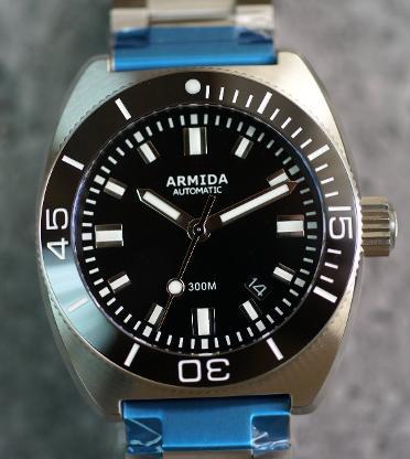 Armida A7 steel A710