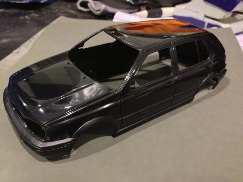 VW Golf III 16V Tuning (Fujimi) Img_5819