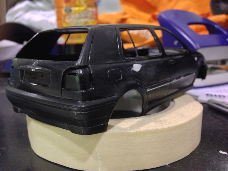 VW Golf III 16V Tuning (Fujimi) Img_5920