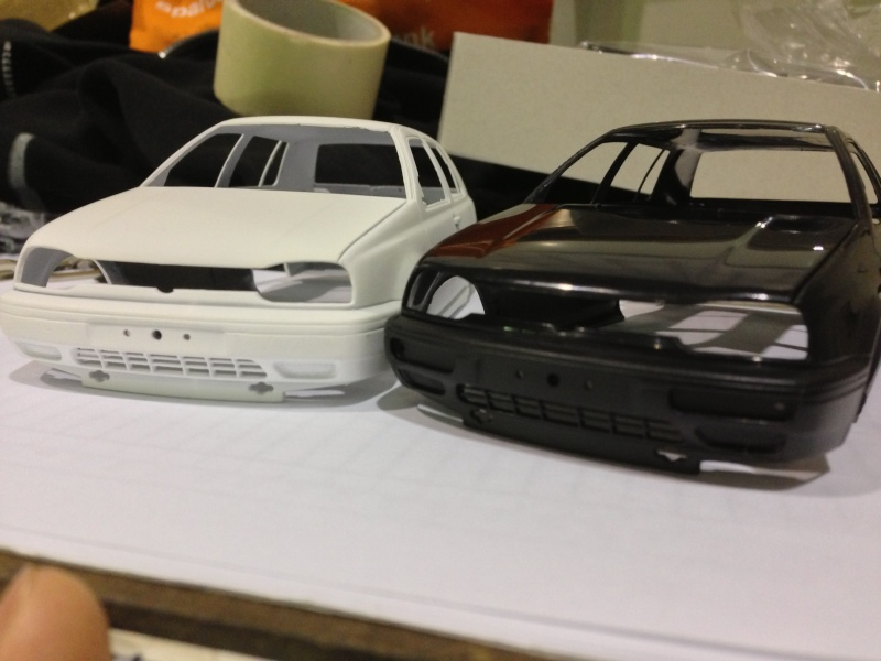 VW Golf III 16V Tuning (Fujimi) Img_5921