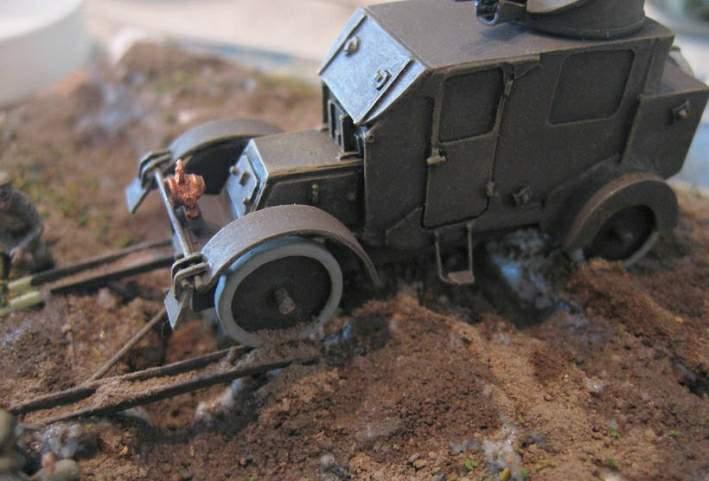 Automitrailleuse Charron 1/72 Retrokit Charro10