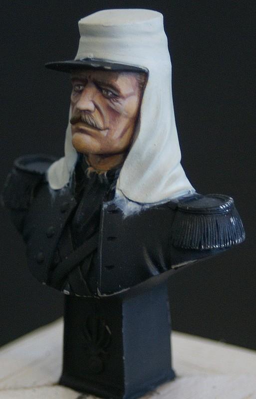 Buste Métal Modèle Dsc02847