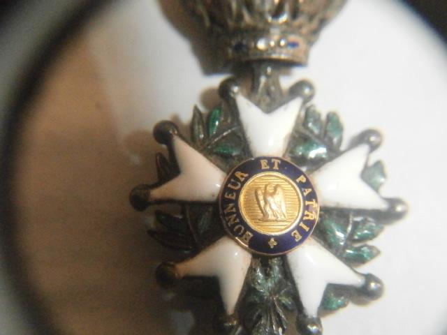 réduction légion d'honneur 1er empire ou présidence? P6090415