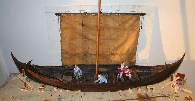 Wikingerschiff Skuldelev 3 / Teil II - Seite 12 Ladera11
