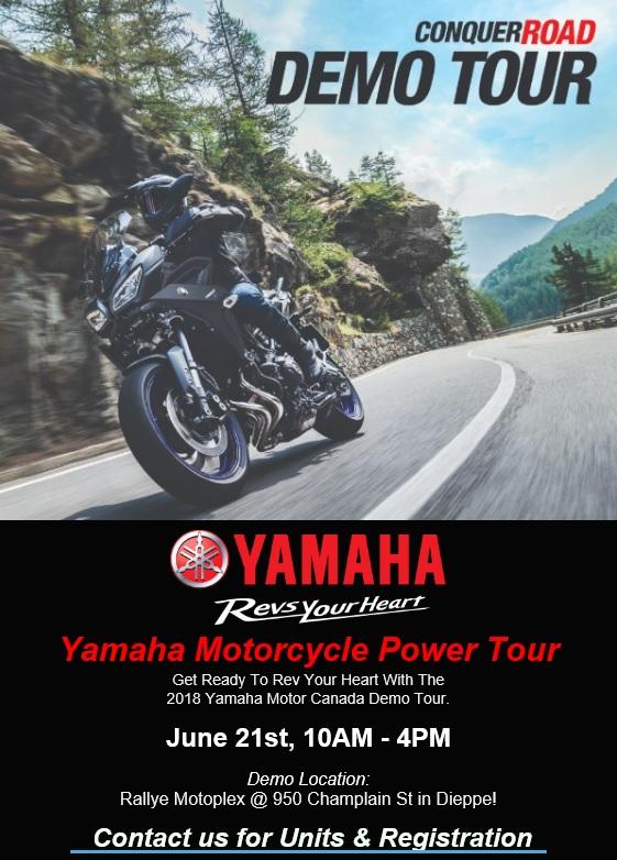 Demo Rides - Upcoming Demo Rides Yamaha10