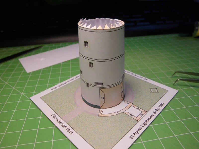 Leuchttürme, M 1:250 Cimg1618