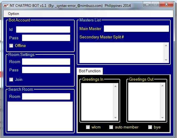 NT CHATPRO BOT v1.1 Screen11