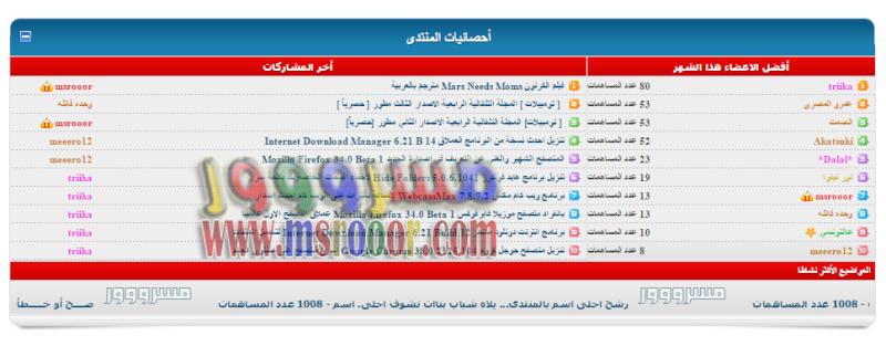 مـــنـتــدى أكــــوأد scc حصري Ii10