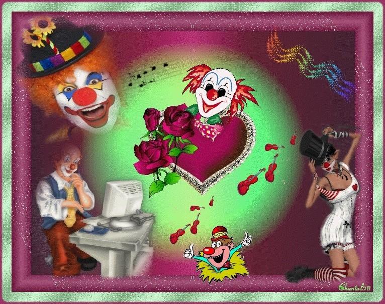 Clowns  F636e510