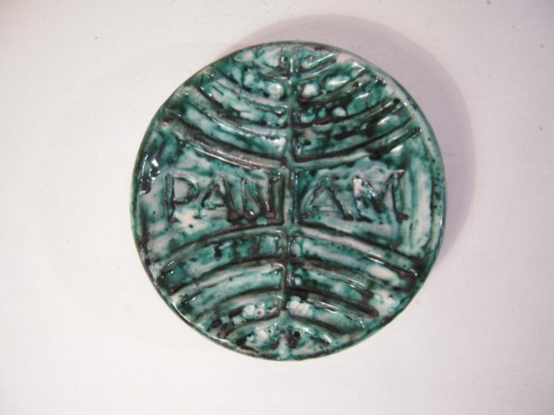 PAN AM ashtray  2013-010