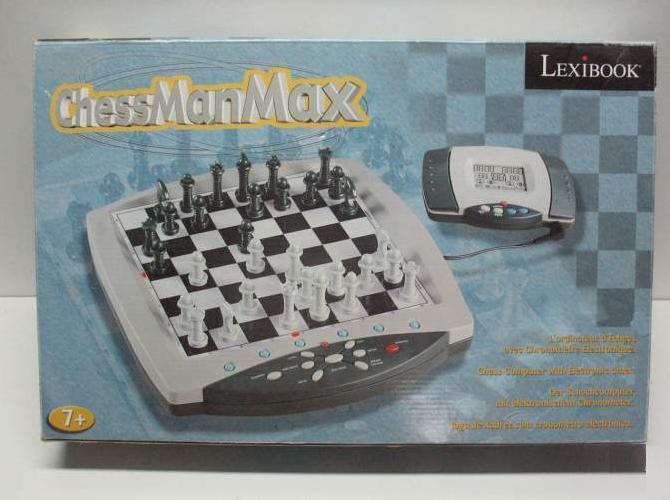 Lexibook ChessMan Max Lexibo10