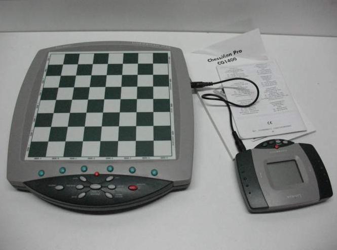 Lexibook ChessMan Max Lexibo11