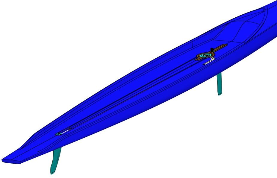 Farr Yacht Design se met au SUP Captur17