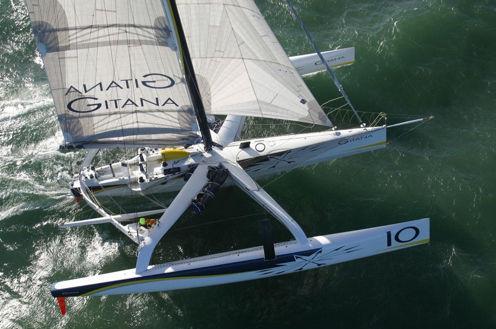 SIC S-16 (SUP) catamaran Gitana10